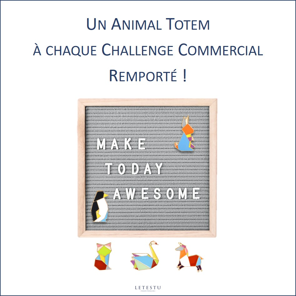 Challenges commerciaux - Gamification x LETESTU