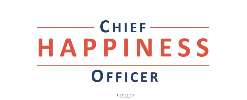 Chief Happiness Officer - LETESTU