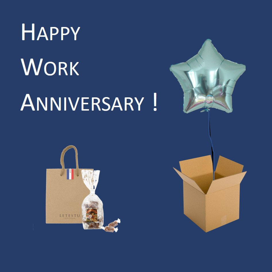 Happy WorkAnniversary
