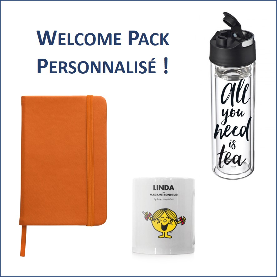 Welcome Pack - LETESTU